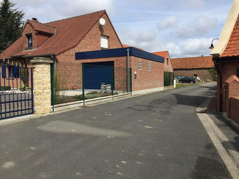 extension garage peronne en mélantois 59